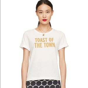 KSNY Toast of the Town Tee ♠️🥂🍾